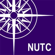 Northwestern University Transportation Center logo