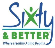 Sixty & Better logo