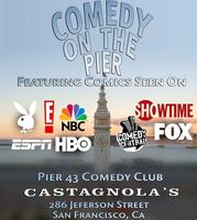 Comedy on the Pier Presents: Jacob Sirof, Matt Molchen...