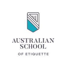 Australian School of Etiquette  logo