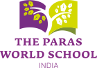 The Paras World School logo