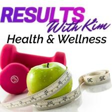 Results with Kim - Health and Wellness Specialist logo