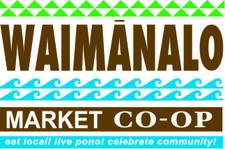 Waimanalo Market Co-op logo