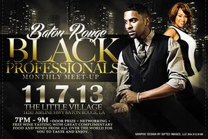 BR Black Professionals November Meet - Up