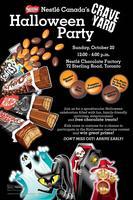Nestlé Canada Craveyard Halloween Party