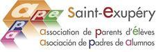 APA ST.EXUPERY. logo