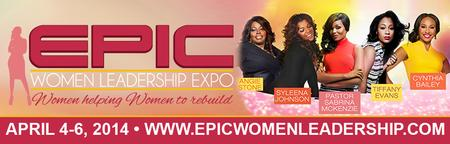 EPIC WOMEN LEADERSHIP EXPO