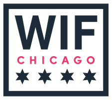 Women in Film Chicago  logo
