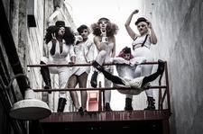 Misfit Cabaret logo