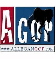 Allegan County Republicans logo