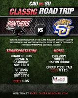 CAU vs. SU Classic Road Trip