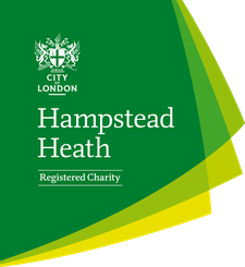 Hampstead Heath, City of London Corporation  logo