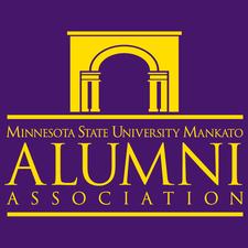 Minnesota State University, Mankato Alumni Association logo