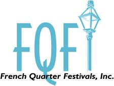 French Quarter Festivals, Inc. logo