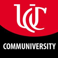Communiversity at the University of Cincinnati  logo