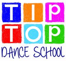 Tip Top Dance School logo