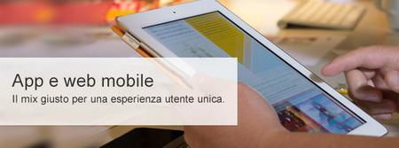 ADOBE App e web mobile trova il mix giusto per fornire...