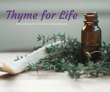 Thyme for Life logo