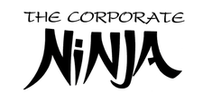 Ron Lee, The Corporate Ninja logo