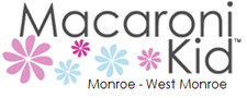 Macaroni Kid Monroe - West Monroe logo