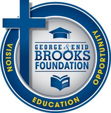 The George & Enid Brooks Foundation, Inc. logo
