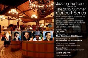 Summer Jazz in the Vineyards:Jeff Golub -Henry...
