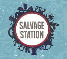 Salvage Station | Asheville, NC logo