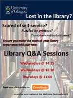 Library Tour - Wednesday 2.15pm