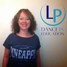 LP Dance in Education - LP Dancing Tots Community Classes for 0-4 year olds logo