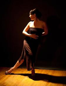 Argentine Tango Classes and Social by Katya logo