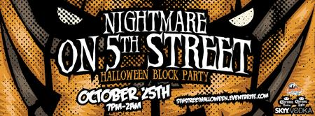 5th & Tryon Halloween Block Party: Oct 25th (Host: KC)
