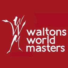 Waltons World Masters Series logo