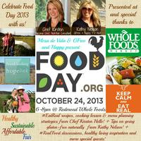Food Day 2013 Hosted by Chef Kirsten Helle & Kathy...