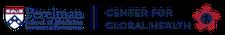 Perelman School of Medicine | The Center for Global Health logo