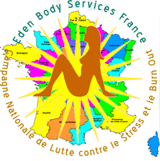 AEDS PARTICULIERS ENTREPRISES EDEN BODY SERVICES RELAXATION FORMATION logo