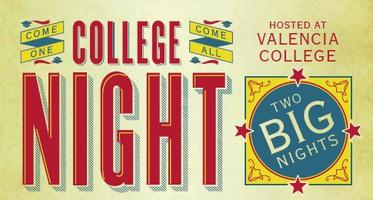 College Night @ East Campus