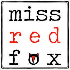 miss red fox logo