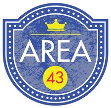 Area Forty Three Entertainment  logo