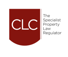 The Council for Licensed Conveyancers logo