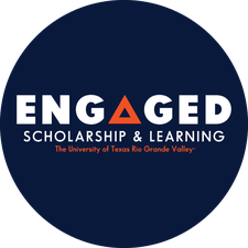 Engaged Scholarship & Learning at UTRGV logo