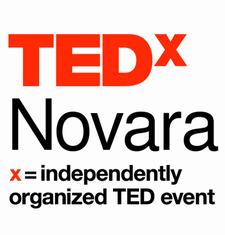TEDxNovara logo
