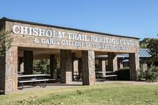 Chisholm Trail Heritage Center logo