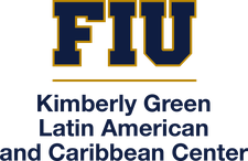 Kimberly Green Latin American and Caribbean Center logo