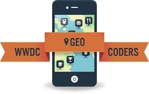 WWDC Geo Coders Lunch