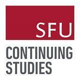 Creative Writing Program, SFU Continuing Studies logo