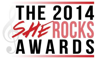 2014 She Rocks Awards