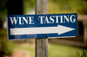 Dillard Tracy Wine Tasting