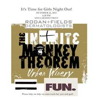 Rodan + Fields Girls Night Out at Infinite Monkey...