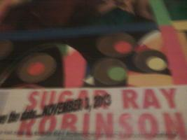 SUGAR RAY ROBINSON LP RECEPTION:EVERYDAY CHAMPIONS IN...