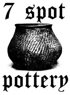 7 Spot Pottery logo